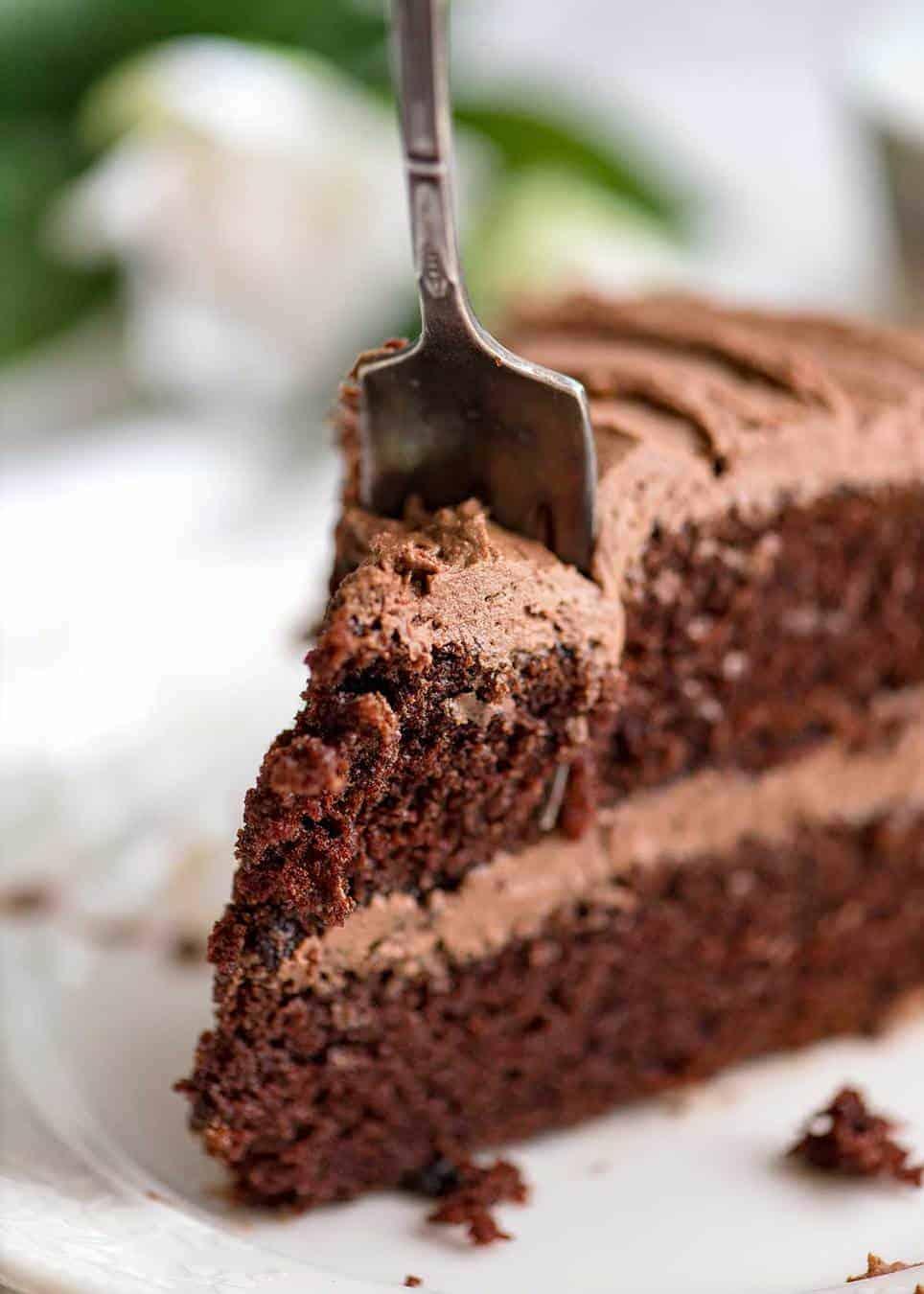 Chocolate Cake Recipetin Eats