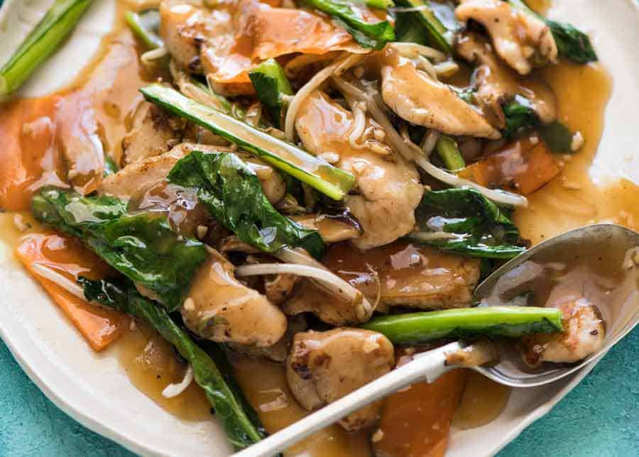 Chop Suey - Chicken Stir Fry