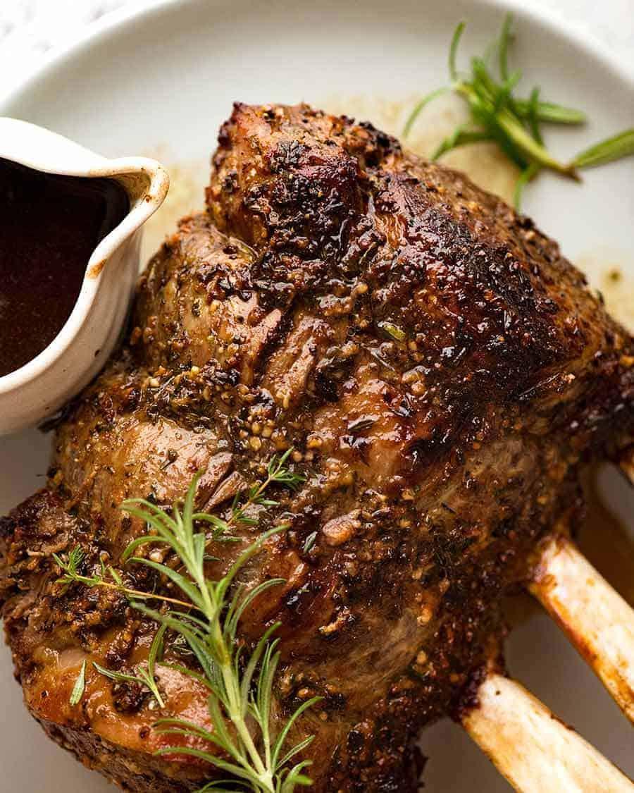 Standing Rib Roast (Prime Rib) | RecipeTin Eats