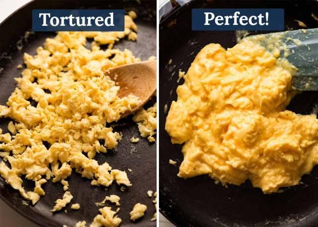 Scrambled Eggs  RecipeTin Eats