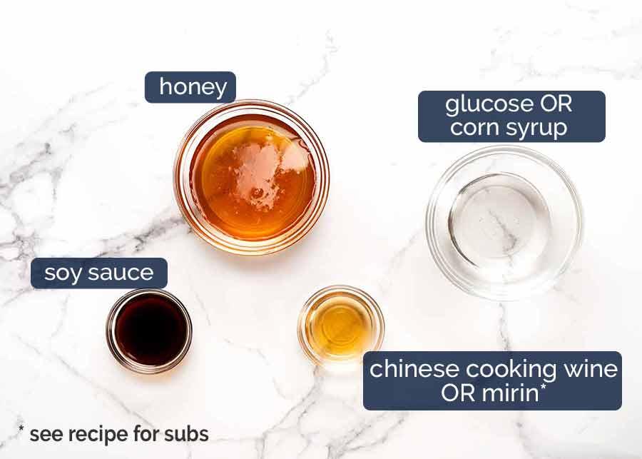 Honey sauce for Honey Chicken