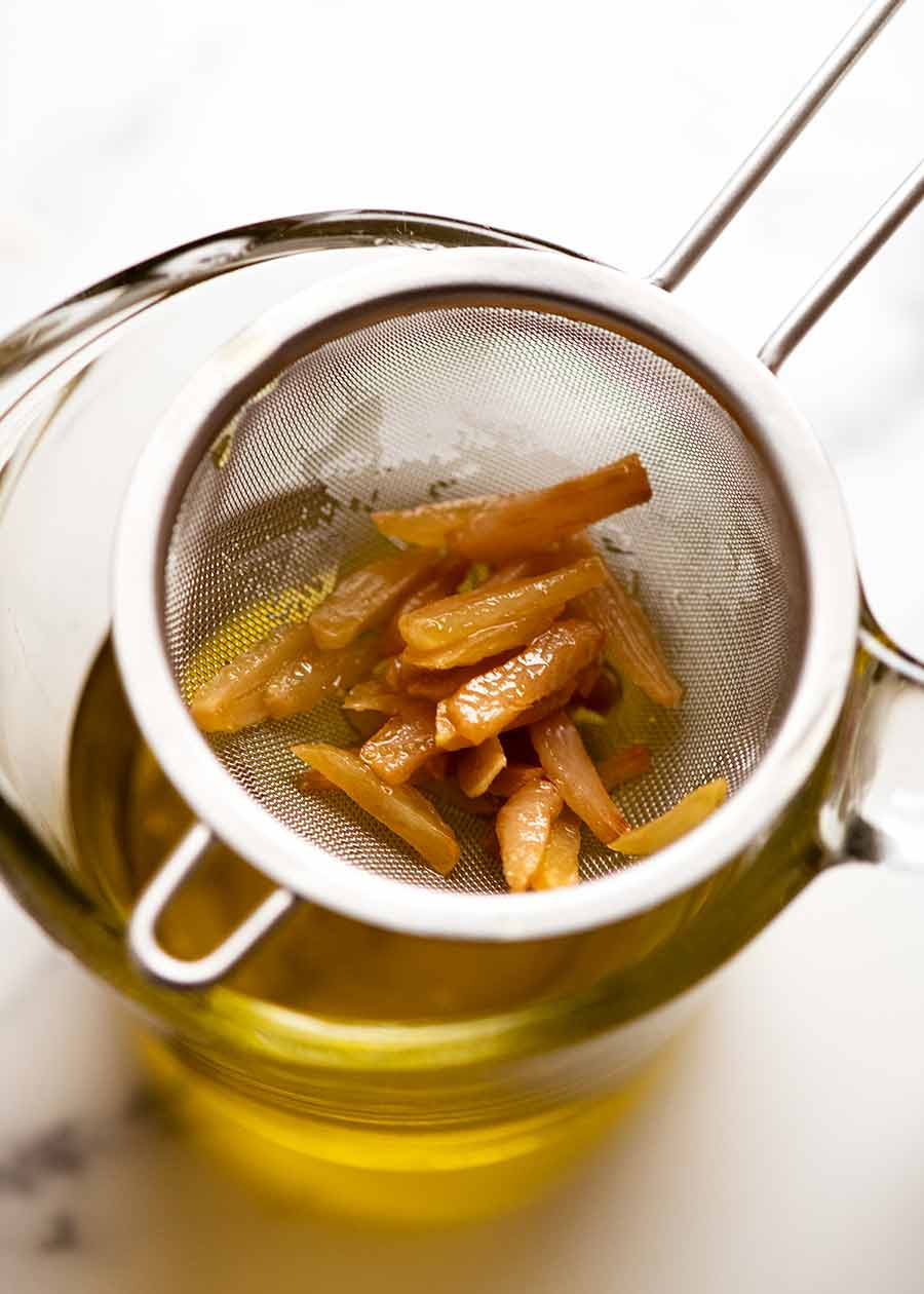Confit Garlic for Focaccia