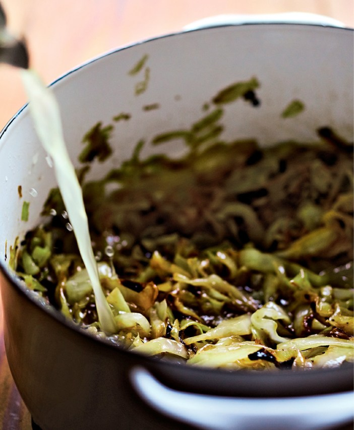 Eating from the Ground Up Recipes for Simple, Perfect VegetablesPanfried Brussels