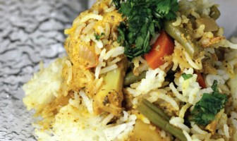 Zesty Vegetable Rice