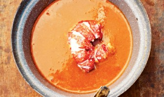 BISQUE OF CANADIAN LOBSTER