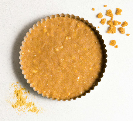 Ginger Biscuit Cheesecake Base