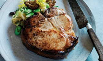 Pan-Seared Pork Chops