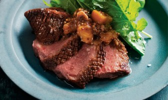 Seared Duck Breasts