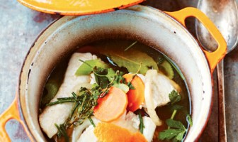 FISH STEW OF HAKE