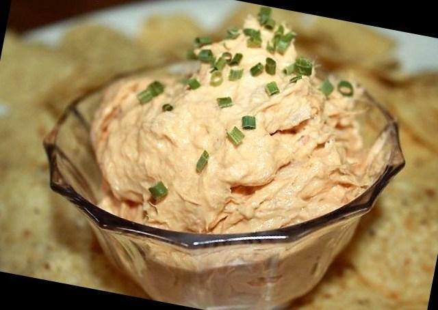 Spicy Tuna Dip Recipe Recipezazz Com