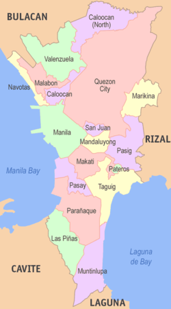 barangay manila