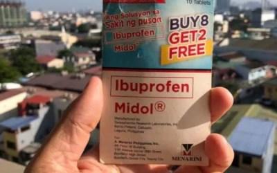 Don't use ibuprofen for coronavirus