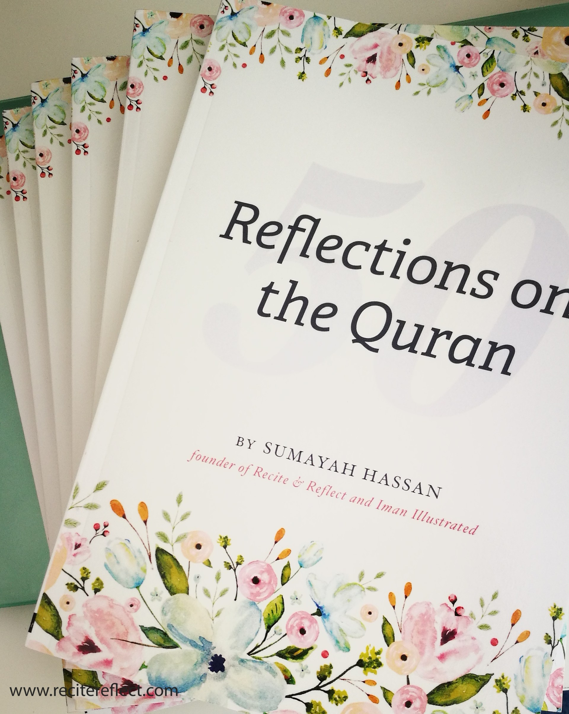 50 Reflections on the Quran by Sumayah Hassan