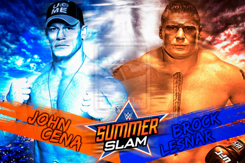 wwe summerslam 2014 matches
