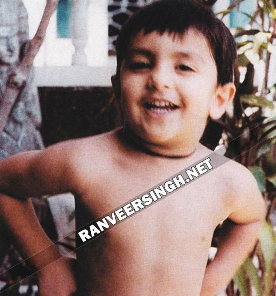 Ranveer Singh childhood photos, Bollywood Celebs, Childhood Stars, Unseen childhood pictures, Rare Pics Of Bollywood Celebrities