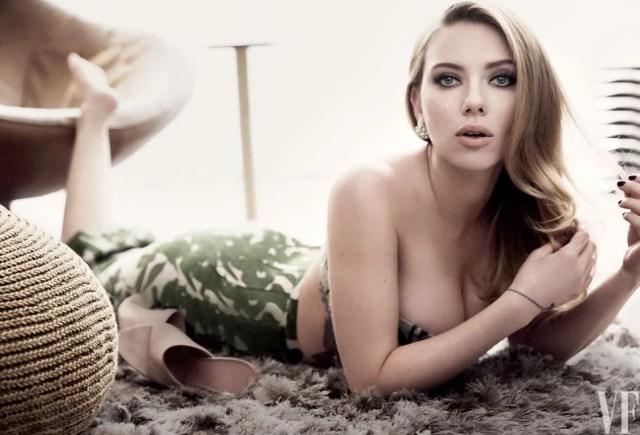 15 Sensual Photos Of Scarlett Johansson Hottest Hollywood Actress