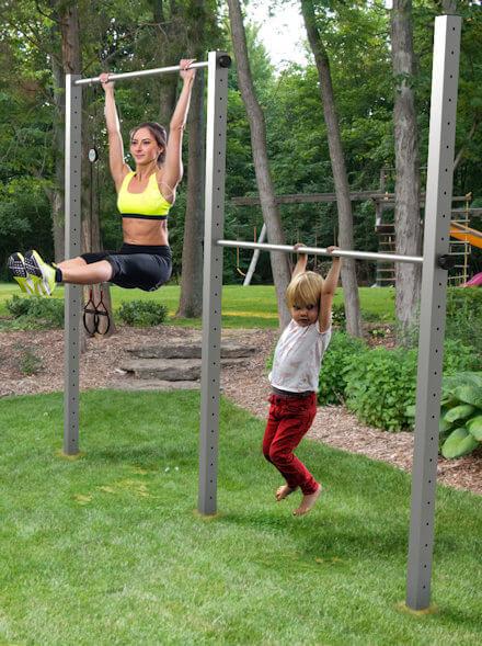 Outdoor Fitness Geräte Für Familien Und Crossfit Freaks