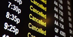 Derechos de los pasajeros de avión en caso de huelga aérea