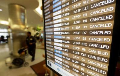 protección para los pasajeros aéreos