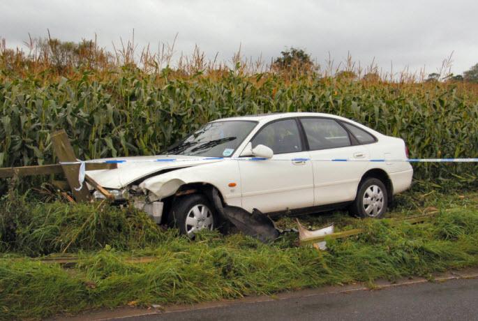clasificacion de tipos de accidentes