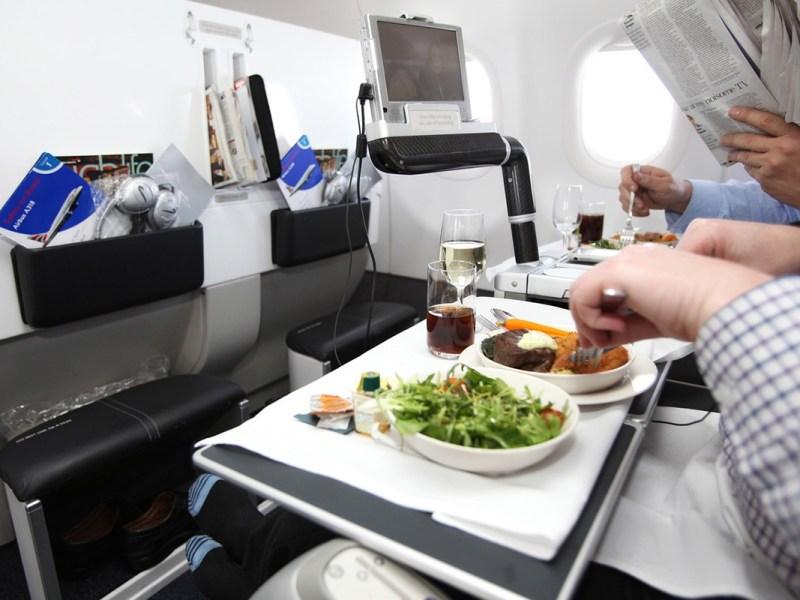 Comida en el equipaje de mano: ¿qué se puede llevar?