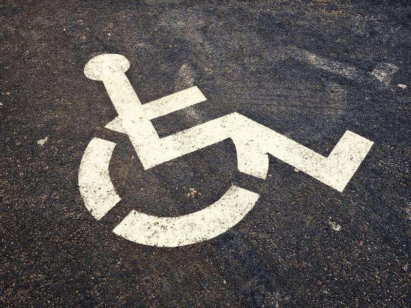 reclamador accesibilidad laboral