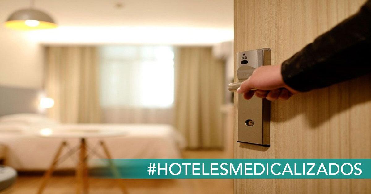covid19 hoteles medicalizados