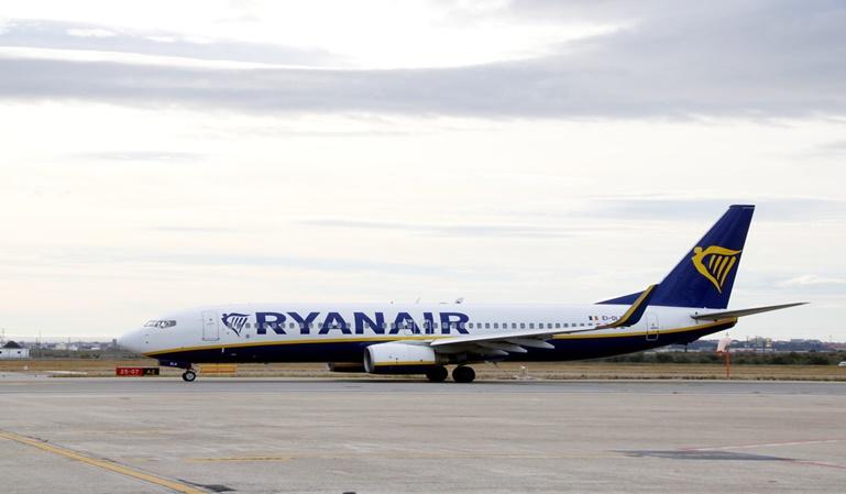 Posible huelga en Ryanair en julio