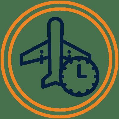 Reclamación de vuelo con retraso