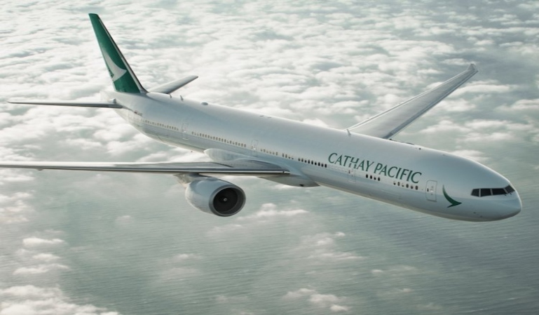 Vuelos a precios reducidos de Cathay Pacific