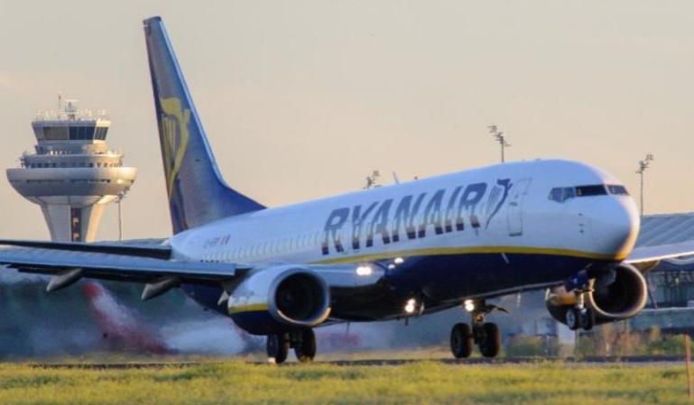 Ryanair indemnizará a pasajeros por las huelgas del 2018