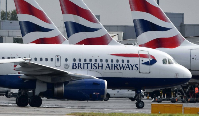 British Airways suspende sus vuelos a El Cairo