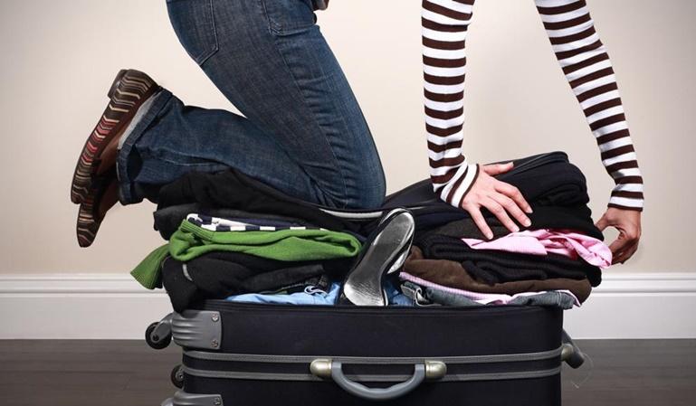 Cómo hacer el equipaje perfecto