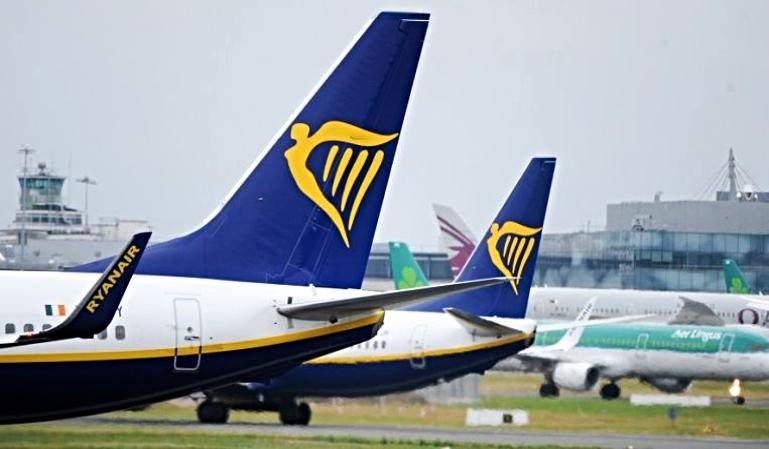 Ryanair indemnizará a un pasajero por motivos de fuerza mayor