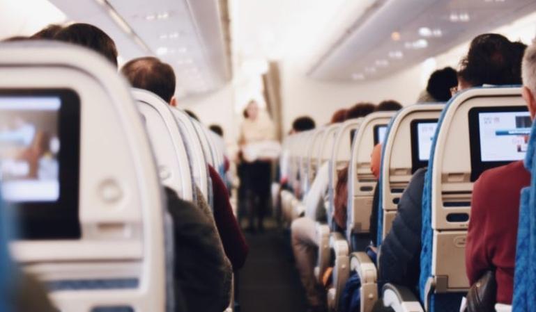 Las peculiaridades al viajar en avión