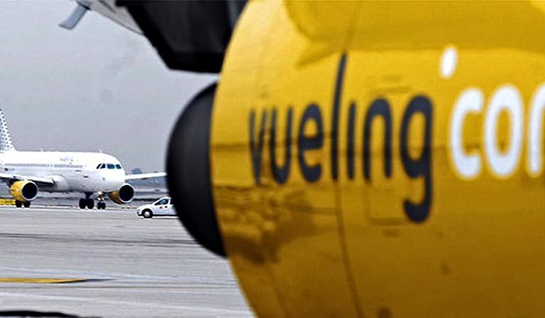 Vueling dejará de operar dos rutas en Roma