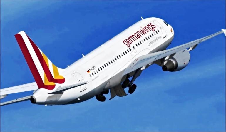 Alrededor de 180 vuelos cancelados en Alemania