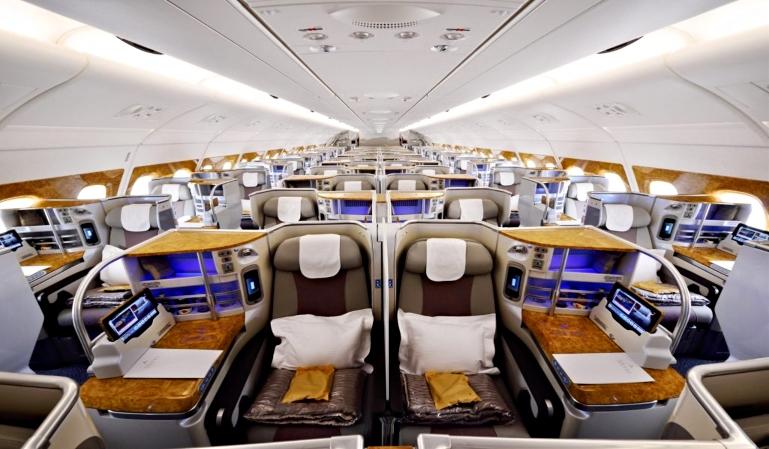 Las «mejores aerolíneas» elegidas por los pasajeros