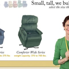 Seat Lifts For Chairs Modern Recliner Canada Phoenix Lift