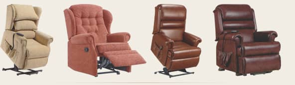 power recliner chairs uk ikea pello chair leather electric cardiff newport we have over 50 lift and rise on display in different sizes fabrics our showroom all of the stock can be delivered