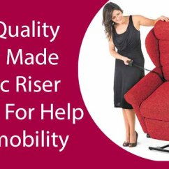 British Mobility Chairs Swing Chair Jhula Price High Quality Made Electric Riser Trf