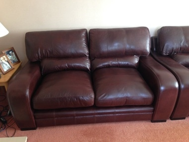 leather sofa repair london ontario ligne roset bed reviews call 01543 301575 home suite and restoration