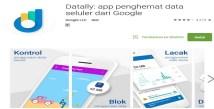 Google Luncurkan Datally, Aplikasi Penghemat Kuota Untuk Android