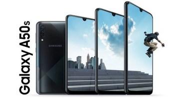 Samsung Galaxy A50s, Harga 4 Jutaan dengan Kamera 48MP