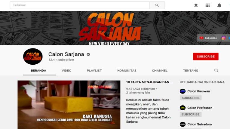 Ini Penjelasan CEO Infia, Soal Plagiasi Konten Youtube Calon Sarjana