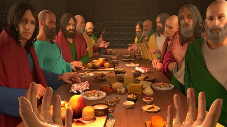 """Game Berjudul """"I Am Jesus Christ""""  Ini Ajak Pemainnya Jadi Yesus"""