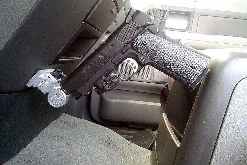 Madhouse Design GCS Gun Control System RECOIL