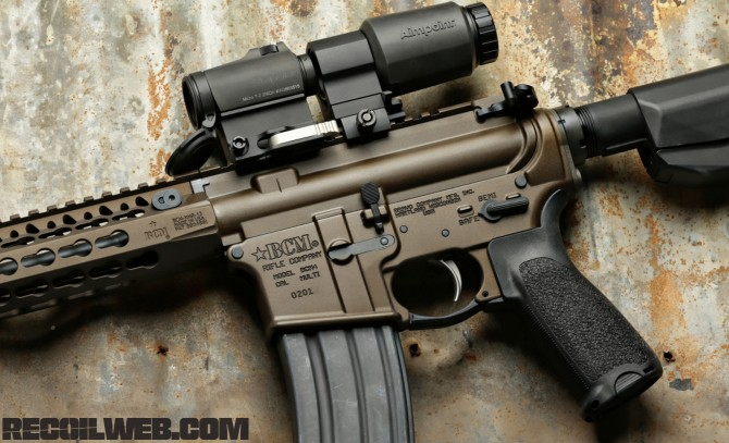 new aimpoint magnifiers recoil