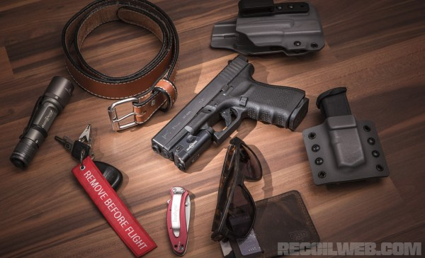 Monday Morning Carry Gear Glock 19 Recoil
