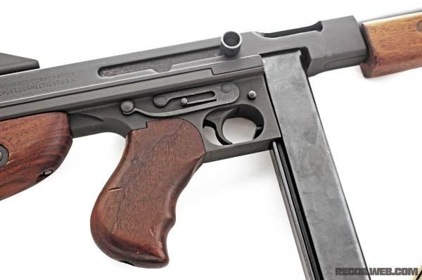 Thompson Submachine Gun - Tommy Boy Recoil
